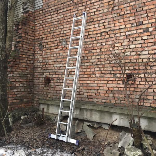 Алюминиевая двухсекционная лестница 5212 - 1