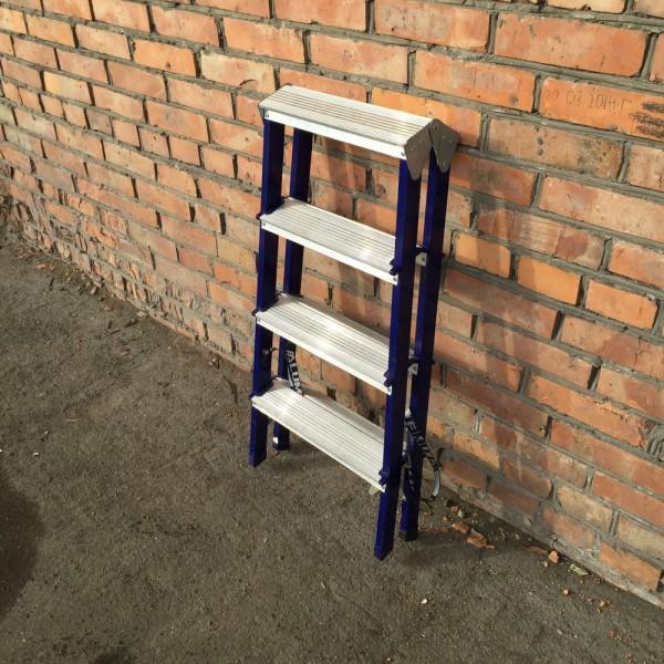 Лестница-стремянка 30*20 стальная 4-х ст.8304 - 3
