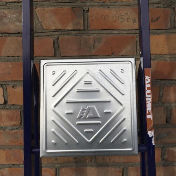 Лестница-стремянка 30*20 стальная 5-и ст.8305  - 4
