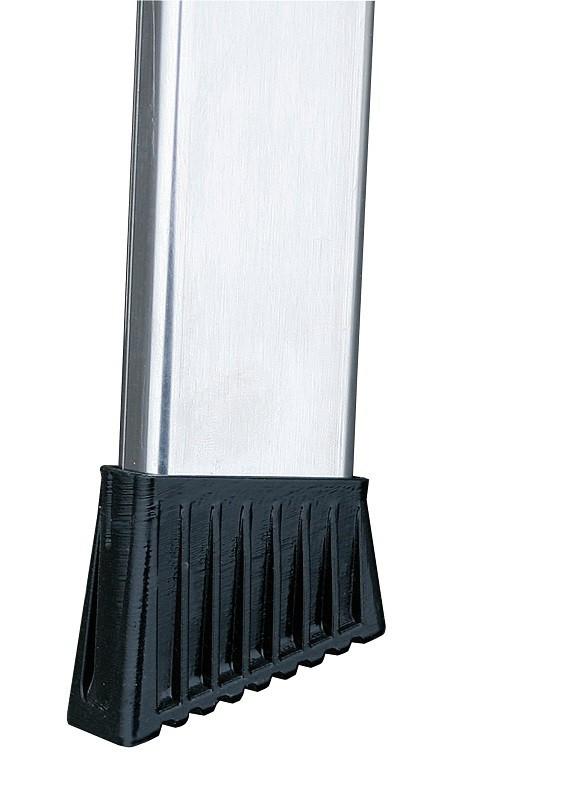 SOLIDY Свободностоящая стремянка, 7 ступеньки, раб. высота 3,49 м - 2
