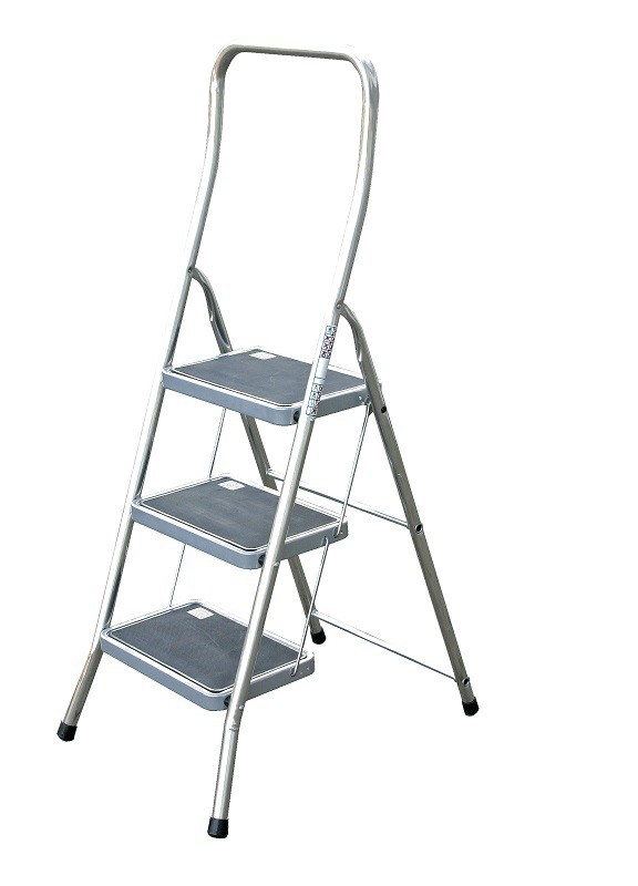 TOPPY XL Лестница складная - стремянка, алюм. 3 ступеньки - 1