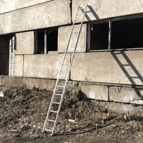 Алюминиевая односекционная лестница 5118 - 1