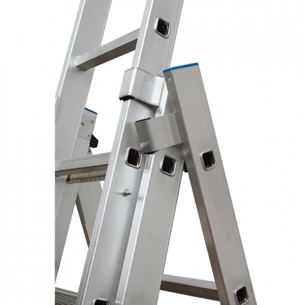 STABILO Универс. лестница, из трех частей, 3 х 12 - 3