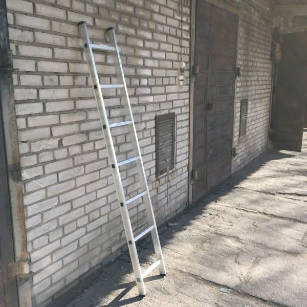 Алюминиевая односекционная лестница 5107 - 1