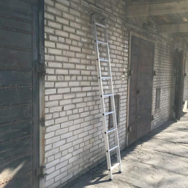 Алюминиевая односекционная лестница 5109 - 1