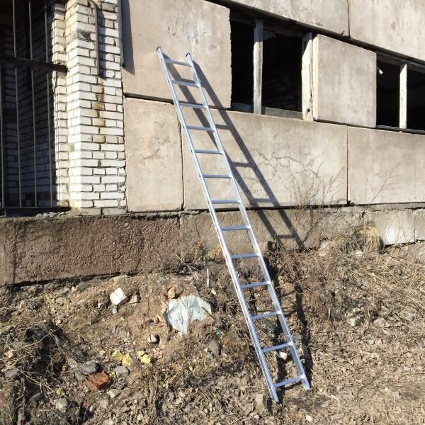 Алюминиевая односекционная лестница 5113 - 1