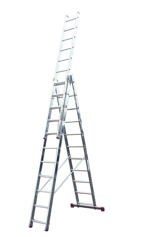 CORDA Трехсекционная лестница 3х11 - 269
