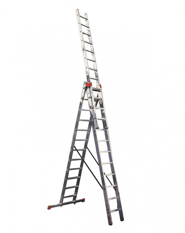 TRIBILO Универс. лестница из трёх частей, 3х12 - 286