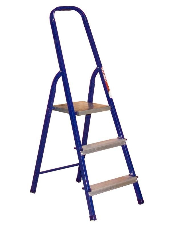 Лестница-стремянка 30*20 стальная 3-х ст.8303 - 304