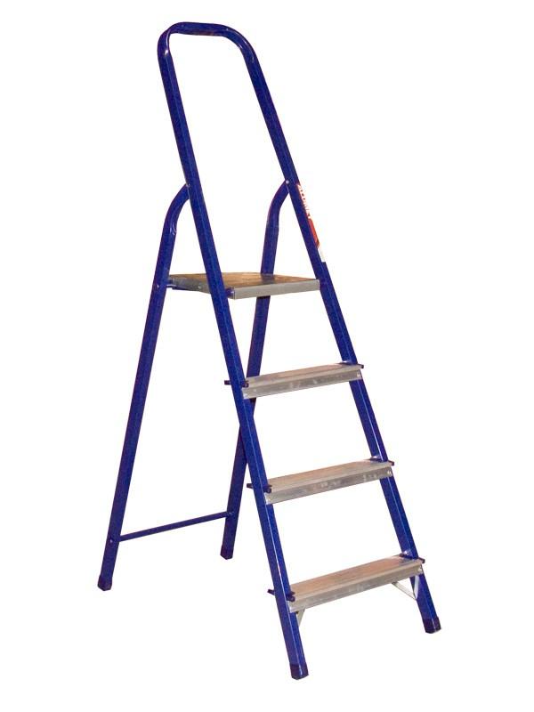 Лестница-стремянка 30*20 стальная 4-х ст.8304 - 305
