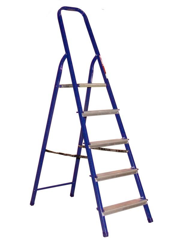 Лестница-стремянка 30*20 стальная 5-и ст.8305  - 306