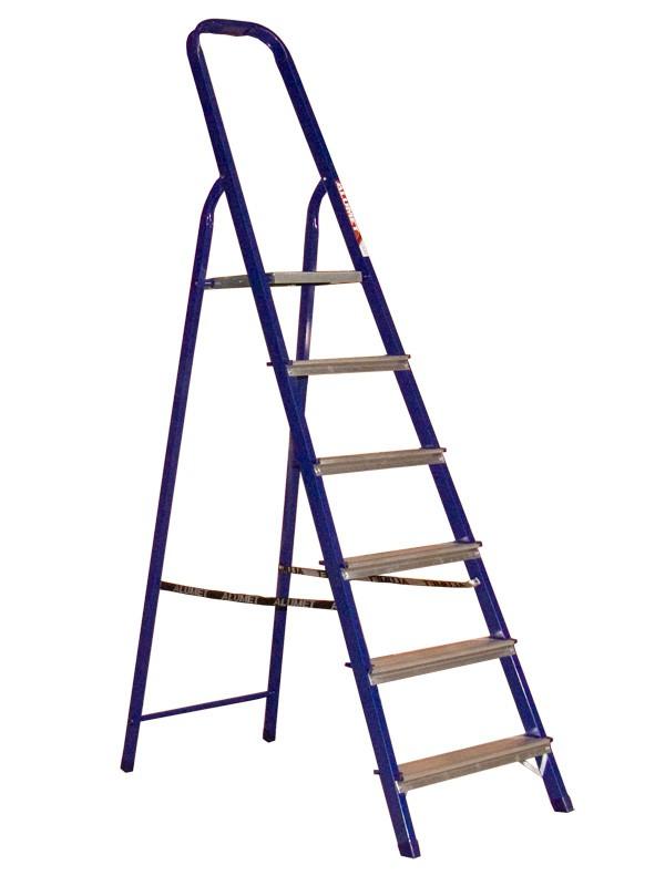 Лестница-стремянка 40*20 стальная  6-и ст.8406 - 307