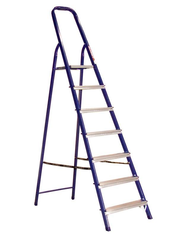 Лестница-стремянка 40*20 стальная  7-и ст.8407 - 308