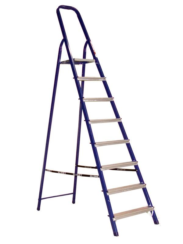 Лестница-стремянка 40*20 стальная  8-и ст.8408 - 309