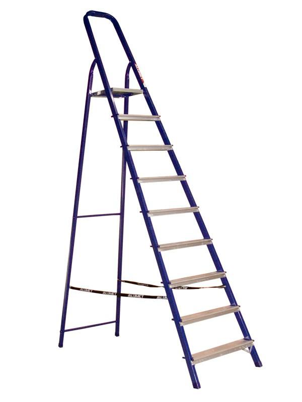 Лестница-стремянка 40*20 стальная  9-и ст.8409 - 310