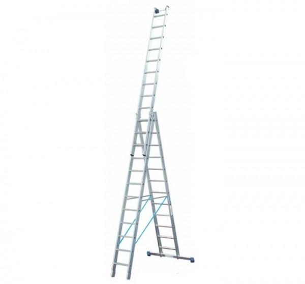 STABILO Универс. лестница, из трех частей, 3 х 12 - 719