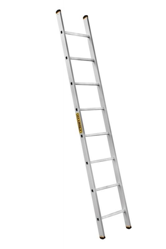 Алюминиевая лестница приставная профессиональная P1 9108 - 738