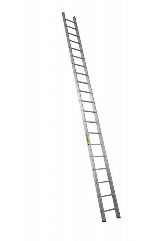 Алюминиевая лестница приставная профессиональная P1 9120 - 744