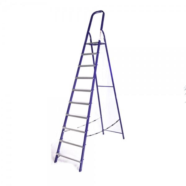 Лестница-стремянка 40*20 стальная 10-и ст.8410 - 777